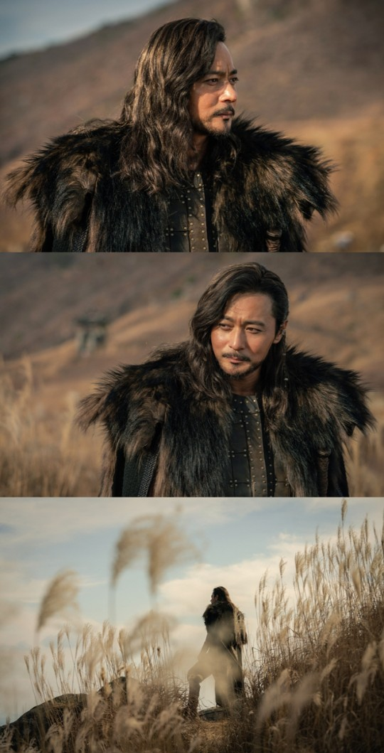 Arthdal Chronicles released the first picture character of Jang Dong Gun