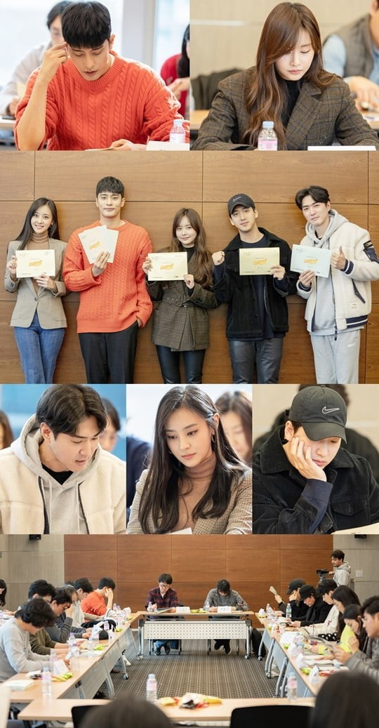 'Level Up' was released the first script reading