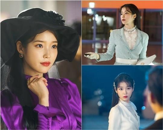 "[K-Drama]:  ""Hotel del Luna"" as released the first stills of Lee Ji Eun (IU)"