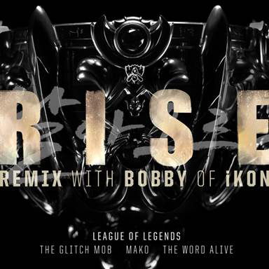 iKON BOBBY Participates in 'Rise' Remix, the Official Theme