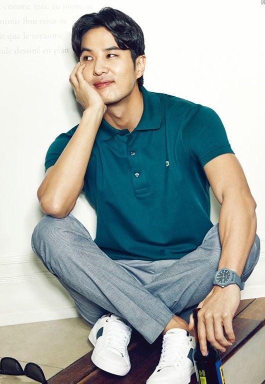 "[K-Drama]: Kim Ji Suk has confirmed his appearance in an upcoming drama ""When the Camellia Blooms"""