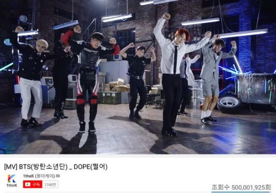 BTS's MV