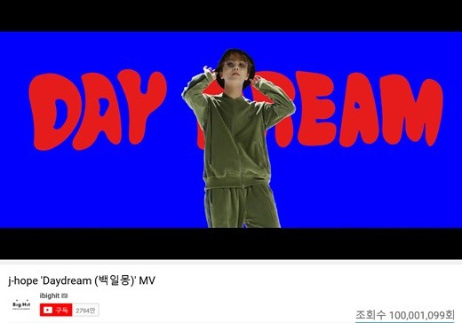 J-Hope's (BTS) MV