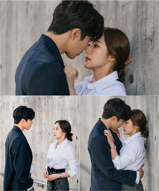 Park Min Young - Kim Jae Wook latest romantic picture rereleased