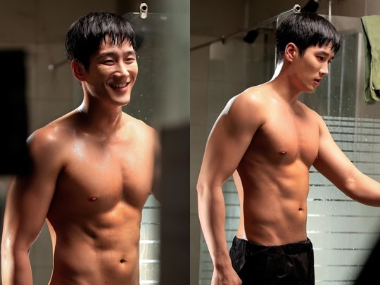'Her Private Life' Ahn Bo Hyun shows off perfect muscle