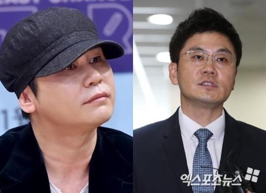 [K-Pop]: Yang Hyun Suk's Brother Yang Min Suk To Resign As YG's CEO
