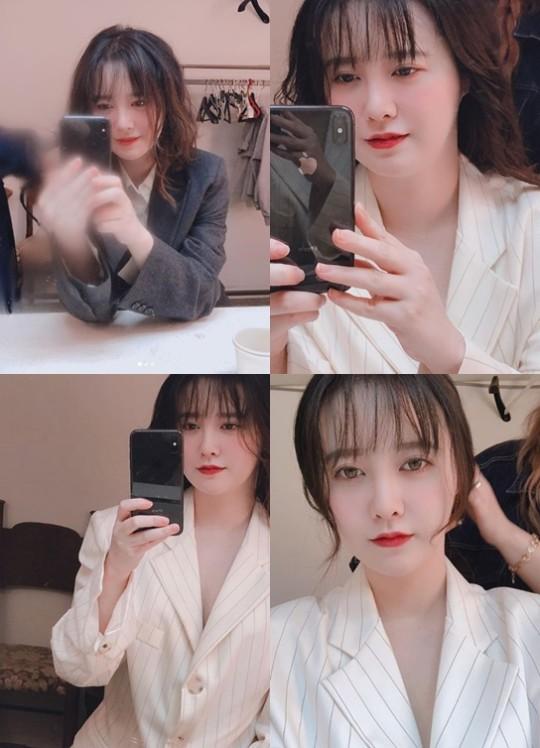 [구혜선 셀카 게재]