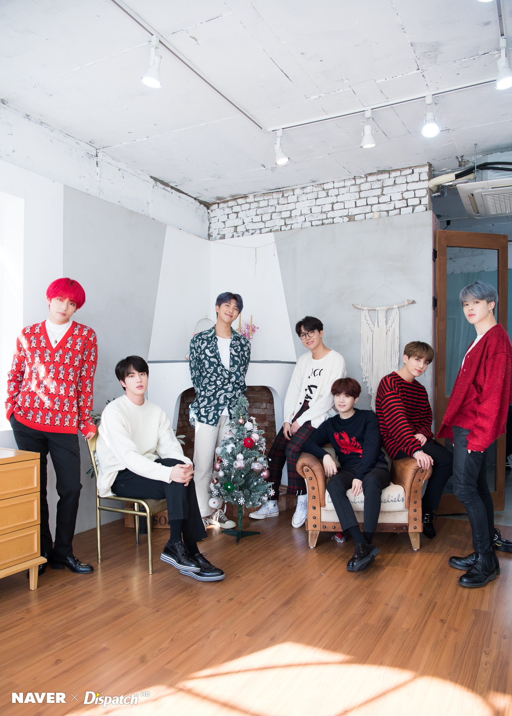 Picture Naverxdispatch Bts Christmas Special 181225