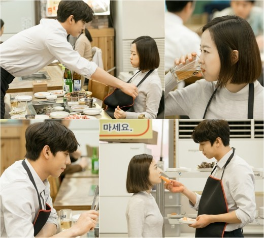 """Abyss"": Park Bo Young and Ahn Hyo Seop are going on a date of the Golden Horn."
