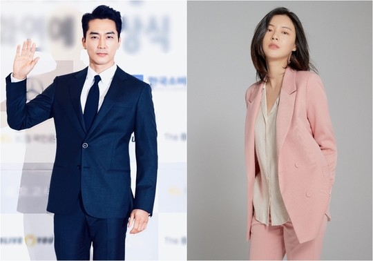 Song Seung Heon and Lee Sun Bin confirmed to appear in tVN's upcoming drama 'Great Show'.