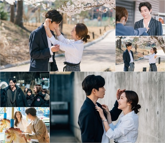 The Tvn Drama Her Private Life Unveiled Behind The Scene Of Park