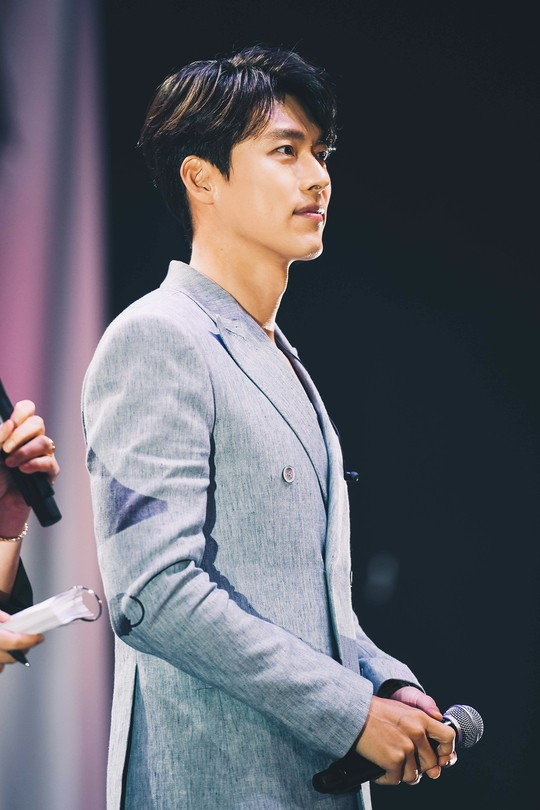 Actor Hyun Bin successfully completed the 2019 fan meeting tour 'LOG INTO THE SPACE'
