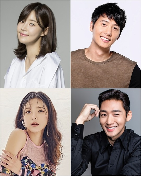 Jan Ji Hye,Lee Sang Woo,Oh Ji Eun,Lee Tae Sung confirmed the cast in MBC new drama 'Golden Garden'