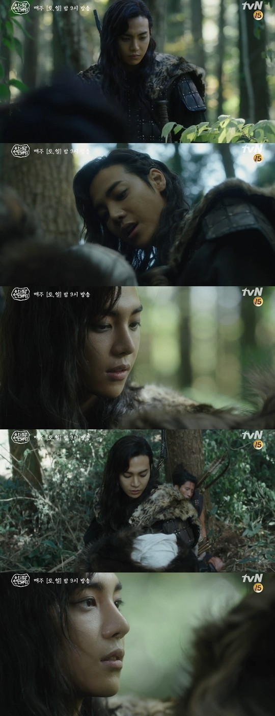 [K-Drama]: After the first episode of 'Asadal Chronicle', Jung Jae Won is impressed the audience