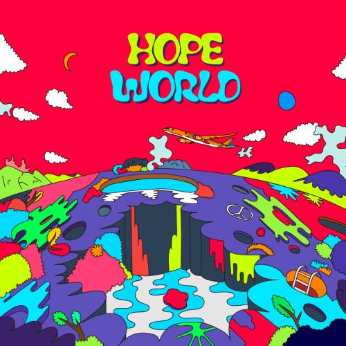 제이홉, 믹스테이프 'Hope World'로 63개 국가·지역서 1위