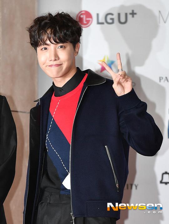 방탄소년단 제이홉, 스포티파이 팔로워 韓솔로가수 최고기록 경신